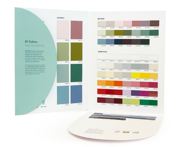 Refined Colors Catalogue